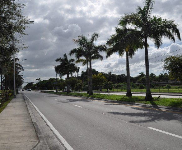 NW 97 Avenue Roadway Design