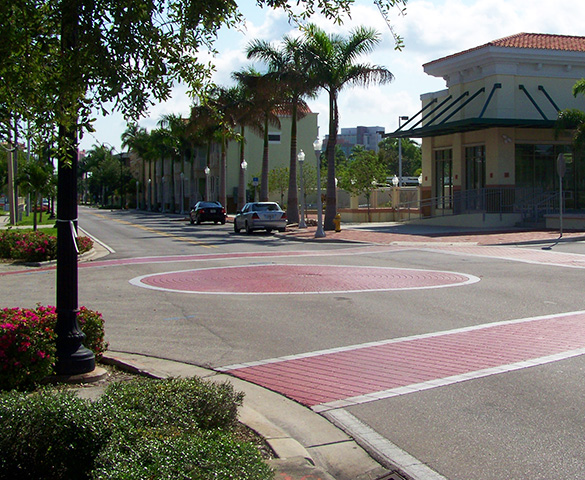 City of Fort Myers Roundabout Design Services