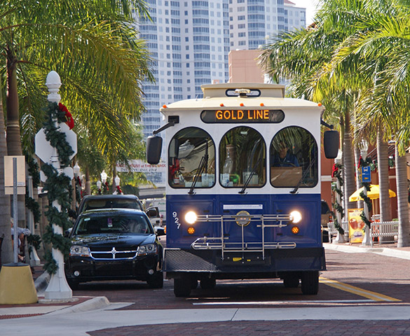 Downtown Fort Myers Trolley Feasibility Study