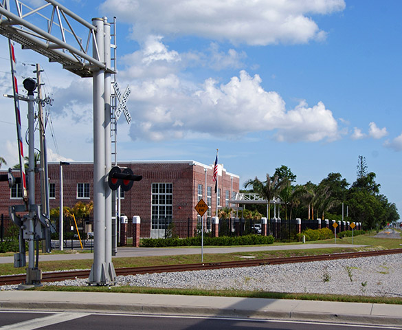Lee County MPO Rail Feasibility Study